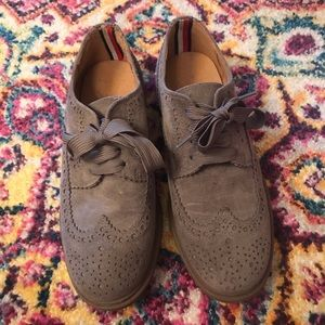 Womens Tommy Hilfiger Brogues Size 8